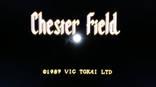 Chester Field for the NES