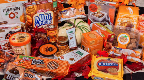 Pumpkin Spice Lattés Are Nostalgia
