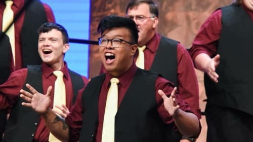 What Singing in a Chorus Has Done for Me