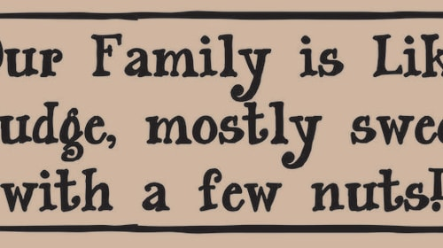 So You Want to Meet My Family?