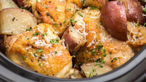 Quick and Easy Crock Pot Recipes