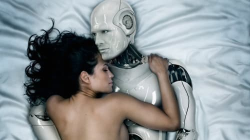 Robosexuality: The Science Fiction That Predicted Humans Falling In Love With Robots
