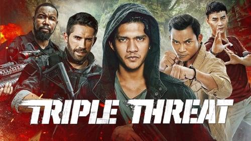 'Triple Threat'—Review (Netflix)