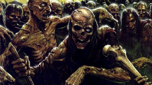 The Science of Zombies