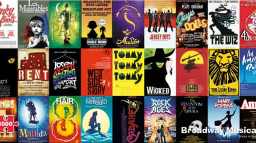 Top 6 Broadway Musicals You Need to See