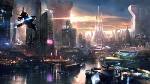 The Best Sci-Fi Writers