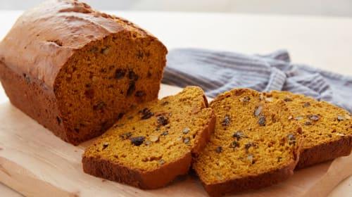 Easiest Pumpkin Bread