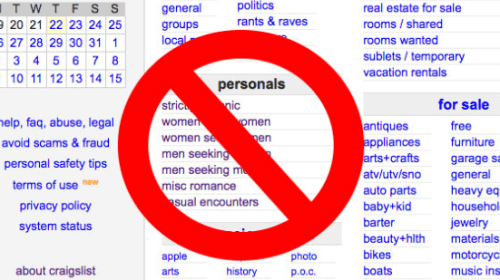 Why Craigslist Friends with Benefits Personals Closed; Any Alternatives?