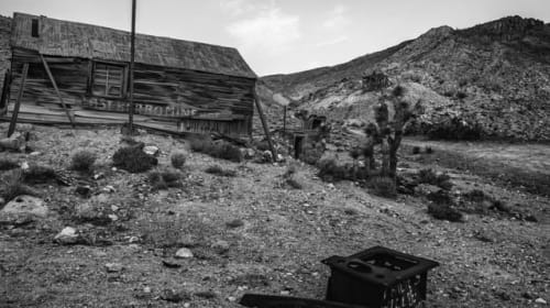 The Infamous Teakettle Junction and Lost Burro Mine