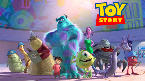 Pixar Theory: Who is Andy's Monster?