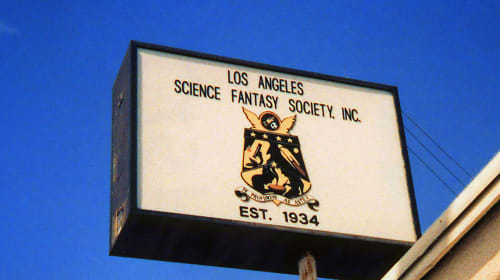 Los Angeles Science Fantasy Society