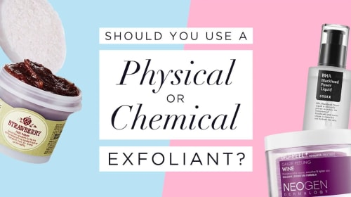 Chemical Exfoliation Is the 2018 Skincare Keyword You Need to Know