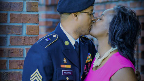 Surviving My Life as a Military Wife