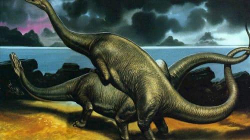How Dinosaurs Had Sex