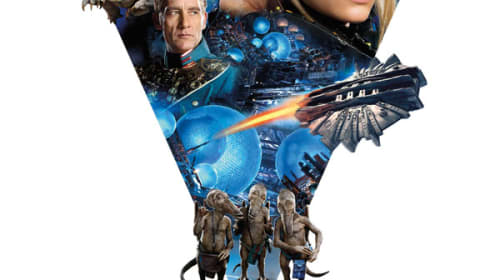 'Valerian and the City of a Thousand Planets:' A Review