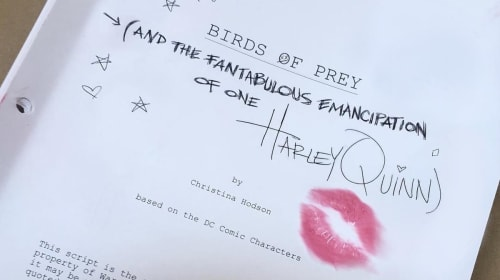 The Fantabulous Emancipation of One Harley Quinn