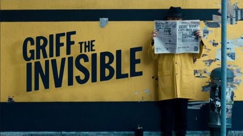 'Griff the Invisible': A Film Review