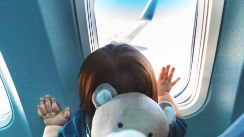 Travels With Toddlers
