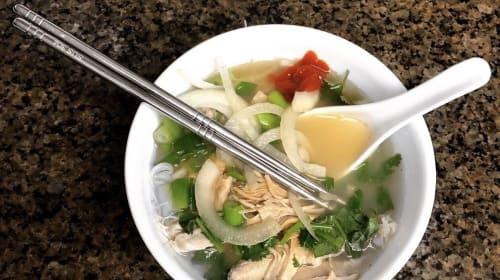 The Best Damn Instant Pot Phi Ga Recipe—Chicken Pho