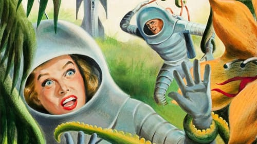 Top 10 Science Fiction Movies of the 1950s