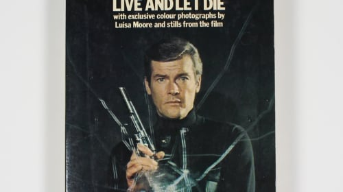 Book Review: 'Roger Moore as James Bond 007'