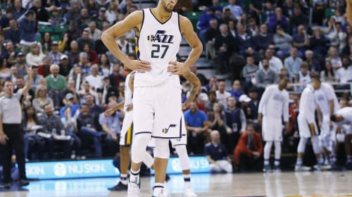The Utah Jazz Are Fighting the Fringes