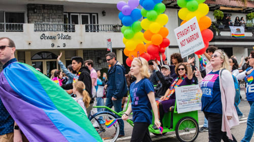 Ten Reasons Why You Need a Straight Pride Parade