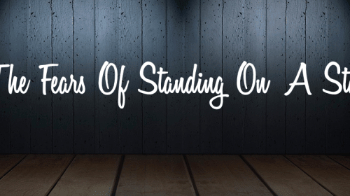 Personal Story: How I Overcame Panic and Anxiety Of Doing School Presentations