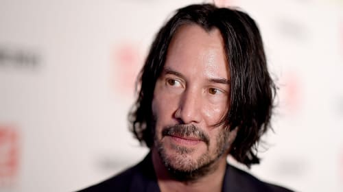 What's the Deal with Keanu Reeves?