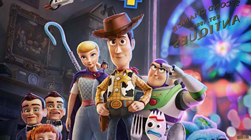 'Toy Story 4'—A Movie Review
