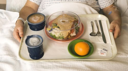 Interesting Things About Hospital Food You May Not Know