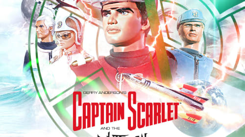 'Captain Scarlet and the Mysterons' - Spectrum File 1 Review