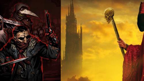 'The Dark Tower' and the 'Darkest Dungeon'