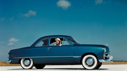 10 Best Classic Cars of the 40s
