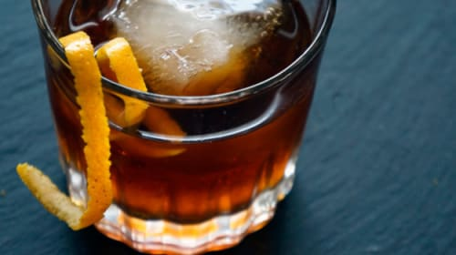 How an Old Fashioned Became the Old Fashioned Staple of NYC