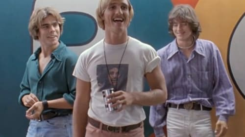 Watch Mathew Mcconaughey's First Film Audition for Dazed and Confused!