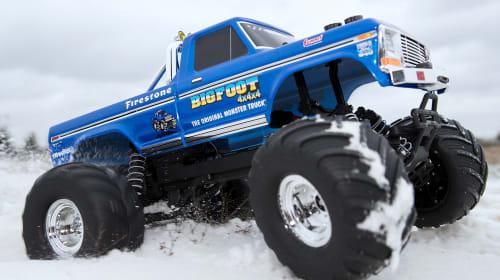 How Are Monster Trucks Made?