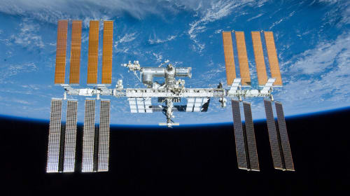 Have Alien Microbes Been Found Hitching a Ride on the International Space Station?