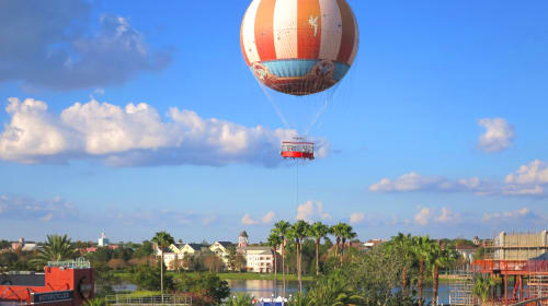 A Different Side to Walt Disney World!
