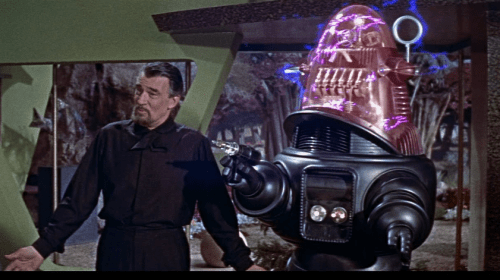 Robby The Robot - Science Fiction's Role Model Robot