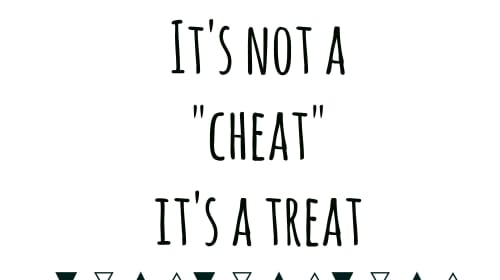 3 Reasons Why Cheat Days Are Important
