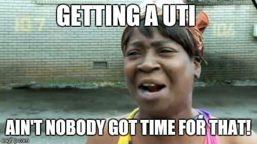 Chronic UTI's