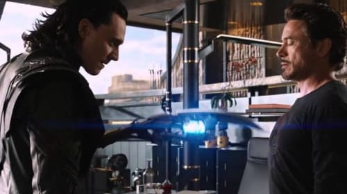 Showing His Inner Trickster - Robert Downey Jr. Hilariously Trolls Tom Hiddleston!