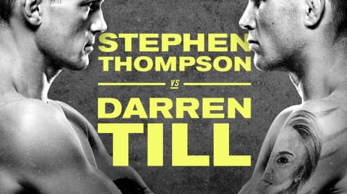 Is Darren Till the Next Big Thing in MMA?