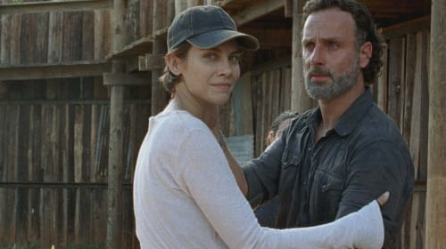 The Walking Dead: Are Simon and Rick on Their Way To a Crash Course Collision?