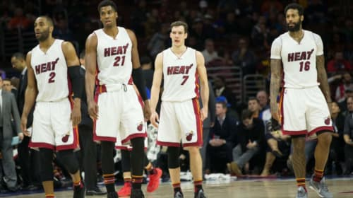 Turning Up the Heat: Is Miami a Playoff Relevant Team?