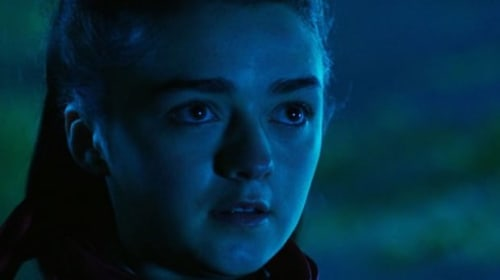 """""""What Took You So Long, Old Man?"""" -Who Is Maisie Williams Playing in Series 9 of Doctor Who?"""