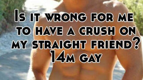 Falling for a Straight Guy (Pt. 2)