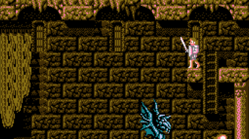 'Faxanadu' on the NES
