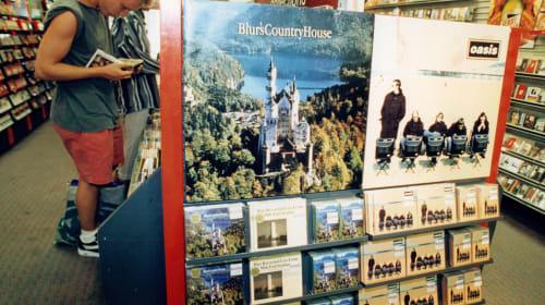 Britpop Battle: Blur vs. Oasis